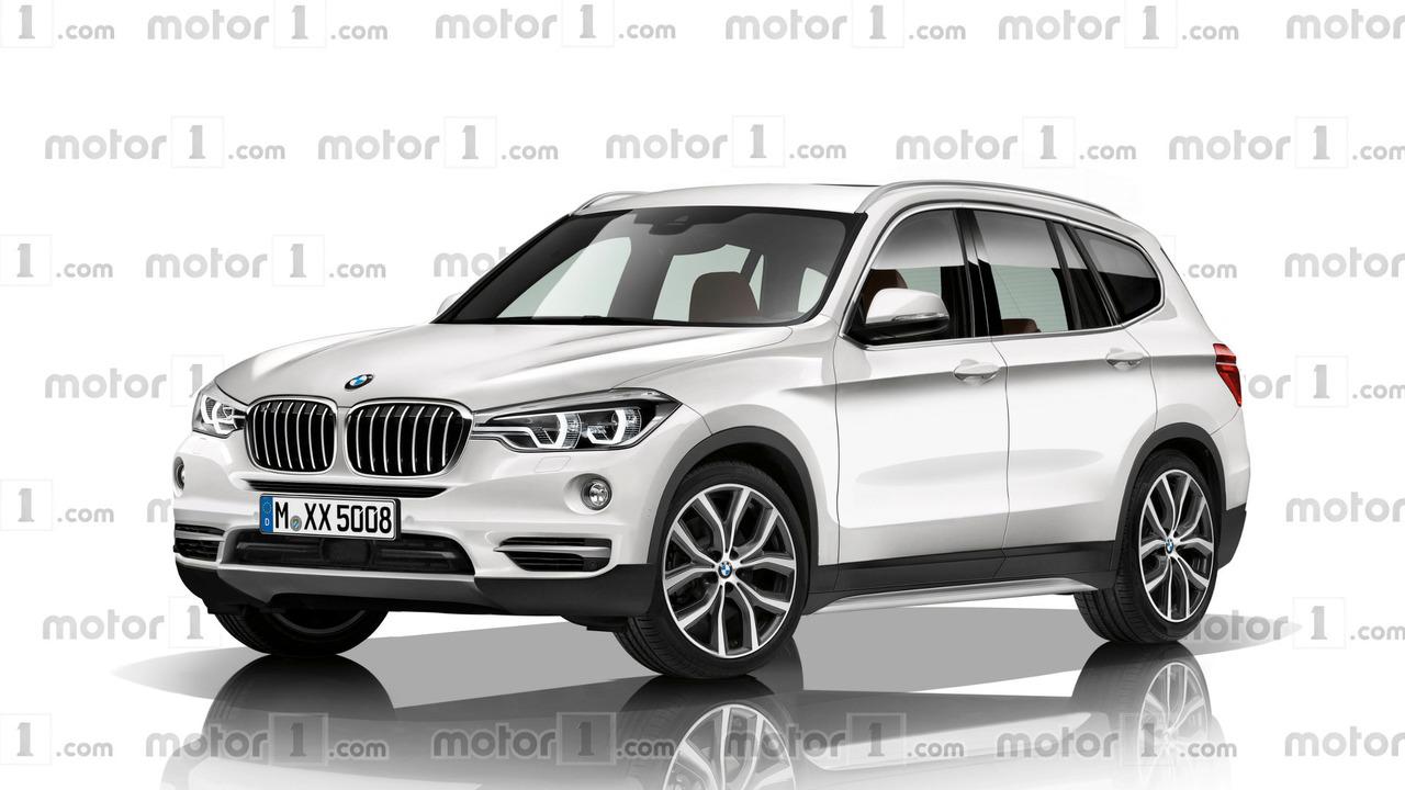 2018 BMW X3 tasarım çalışması
