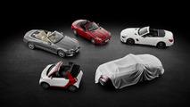 Mercedes keeps teasing C Class Cabriolet