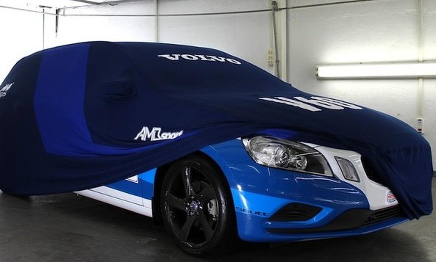 Volvo Teases Race Inspired V60