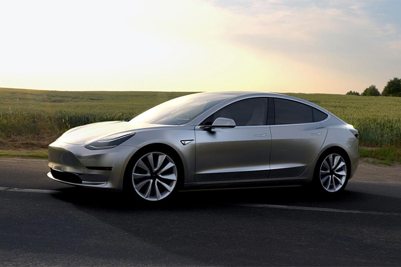 Elon Musk Reveals Even More Tesla Model 3 Info