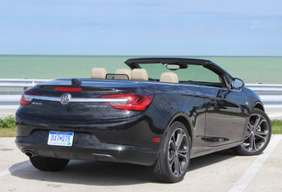 2016 Buick Cascada is the Right Convertible at the Right Time: First Drive