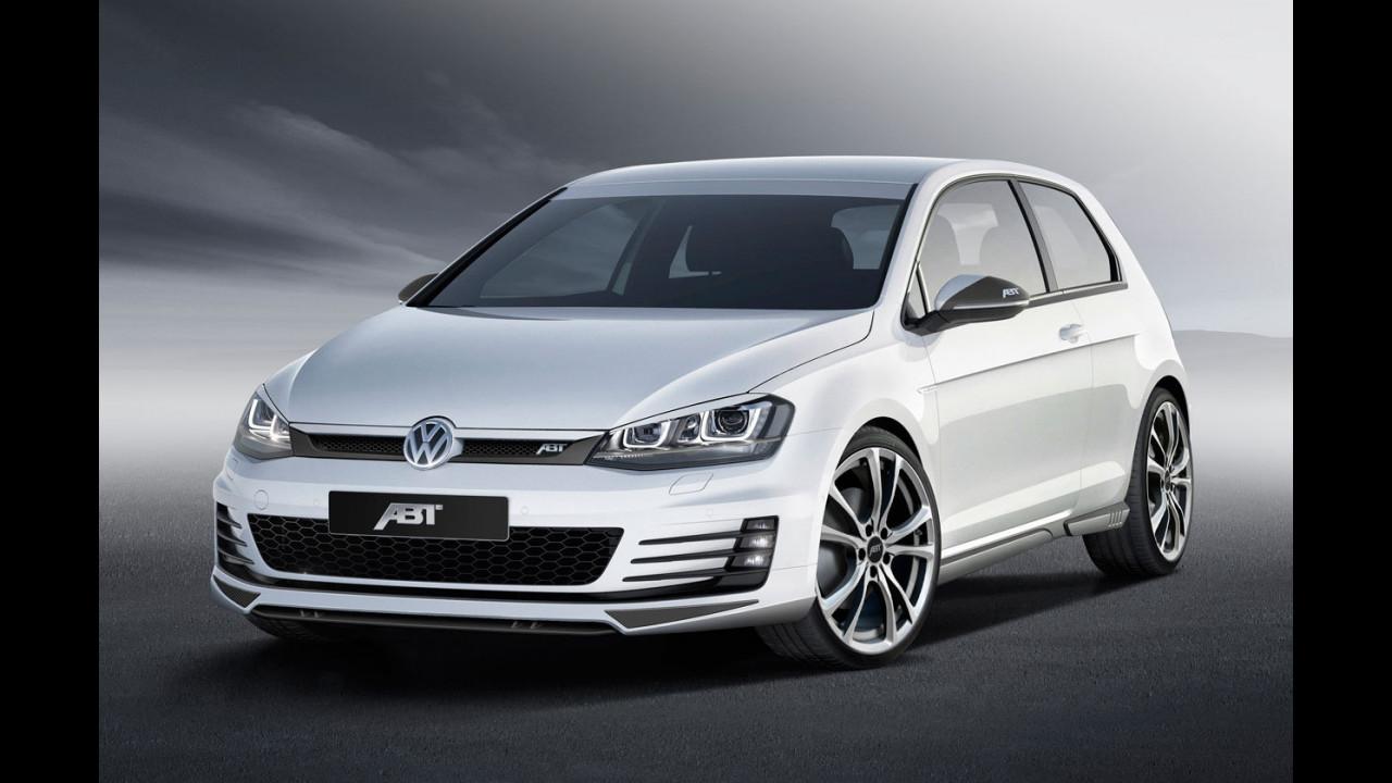 Volkswagen Golf VII GTD by ABT