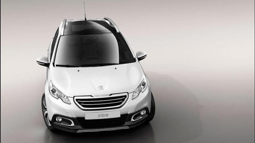 Peugeot 2008 HYbrid Air