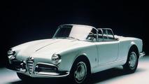 Alfa Romeo Giulietta Spider (1955), 1600, 24.06.2010