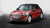 2011 MINI Cooper D Convertible facelift 28.06.2010