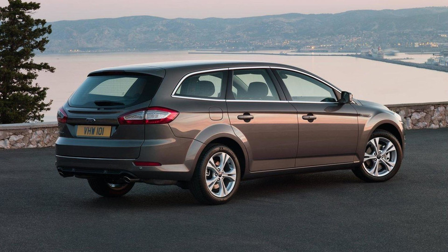 2011 Ford Mondeo facelift revealed - debut in Moscow
