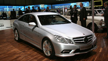 2010 Mercedes-Benz E-Class Coupe at Geneva