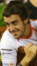 Fernando Alonso (ESP), Singapore Grand Prix, 26.09.2009