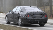2013 Mercedes S-Class spy photos 2.2.2011