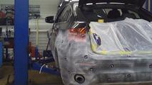 BMW X6 Interceptor by Moscow tuner Met-R [Video]
