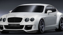 Bentley GT Evolution by Amari Design 15.03.2011
