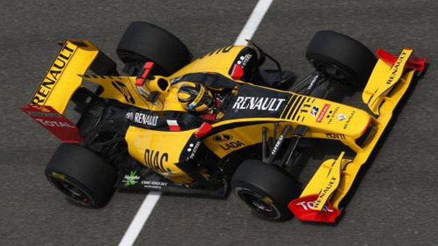 Renault, Kubica 'biggest surprise' of 2010 - de la Rosa
