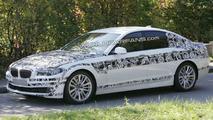 2011 BMW 5 Series F10 spy photo