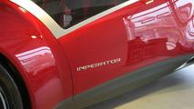 DYP-DC Design Imperator live at 2010 New Delhi Auto Expo - 1200 . 06.01.2010