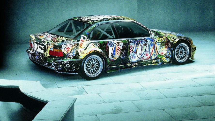 BMW Commissions New Art Car
