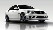 Vorsteiner Aero Package for Mercedes C63 AMG 24.02.2010