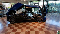 Pagani Automobili by Google Street View