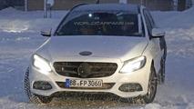2015 Mercedes C-Class Estate spy photo