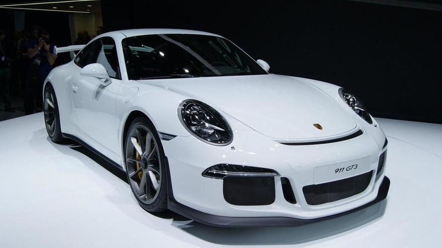 2014 Porsche 911 GT3 officially unleashed