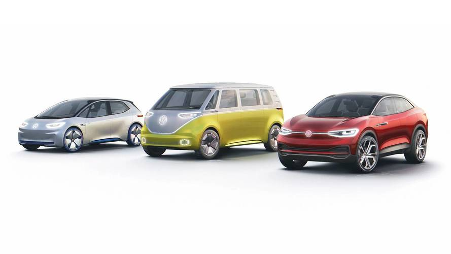 VW Group To Spend $40 Billion On EV And Autonomous Tech By 2022