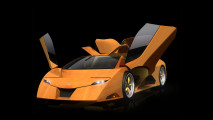 Splinter, idea di una supercar di legno
