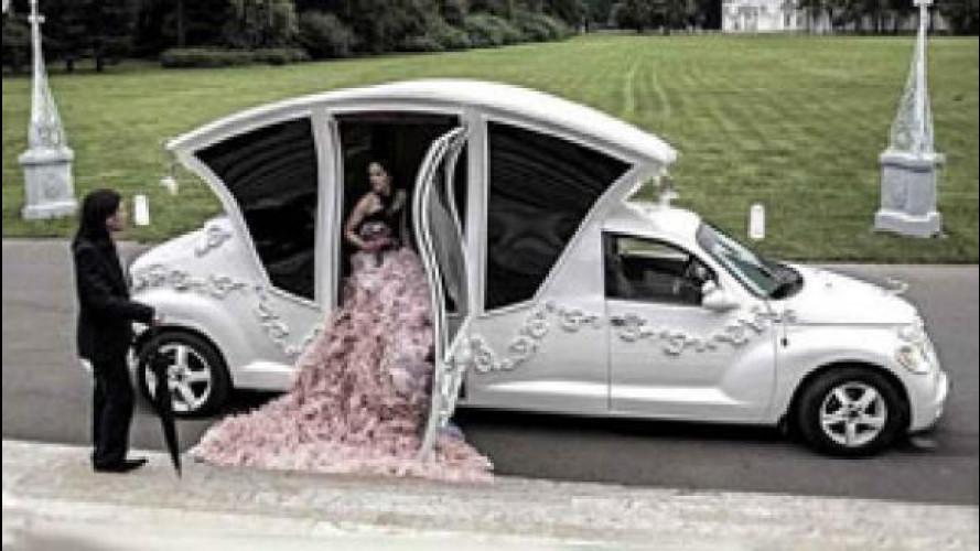 Chrysler PT-Cruiser come la carrozza di Cenerentola