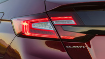2017 Honda Clarity FCV: First Drive