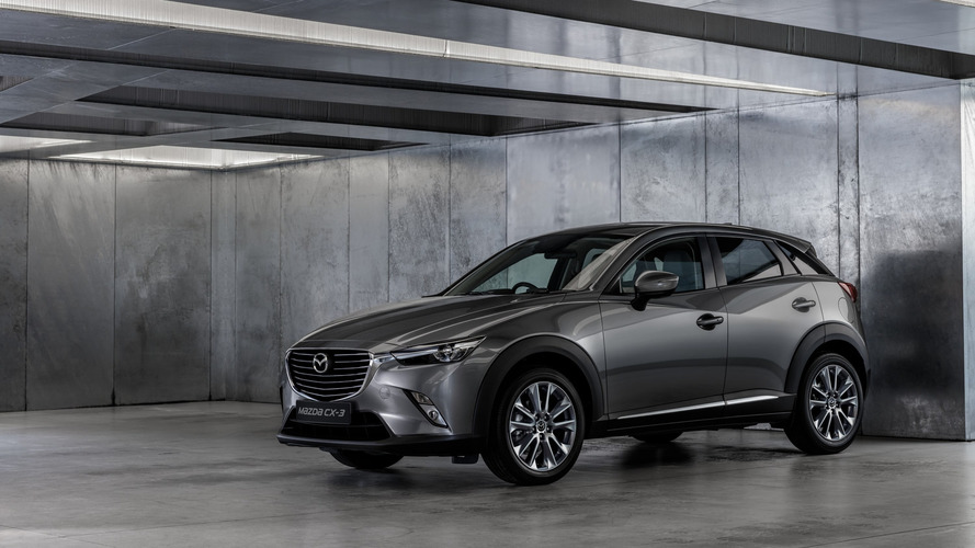Edición especial Mazda CX-3 Senses Edition 2017