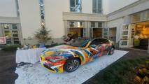 Alfa Romeo Giulia Art Car