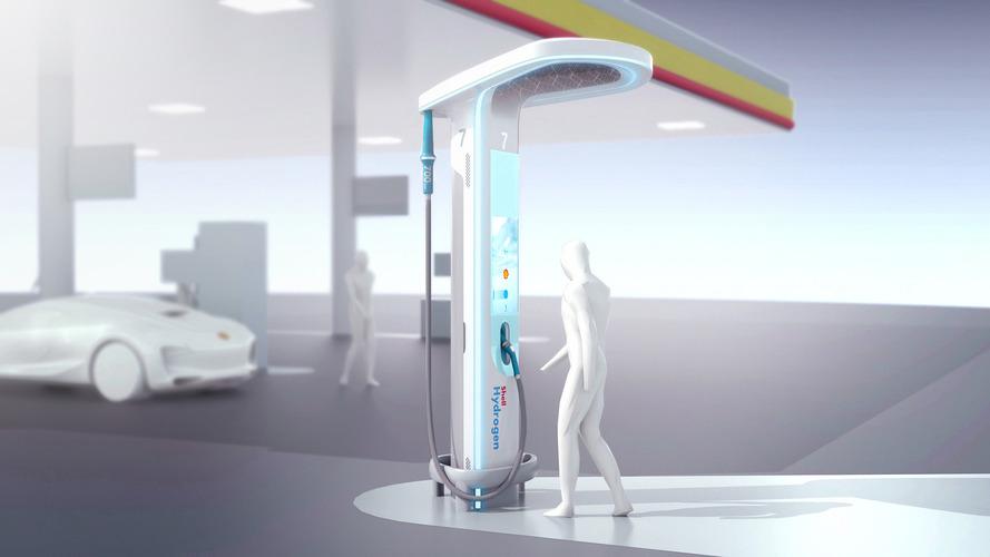 BMW Hydrogen Fuel Pump