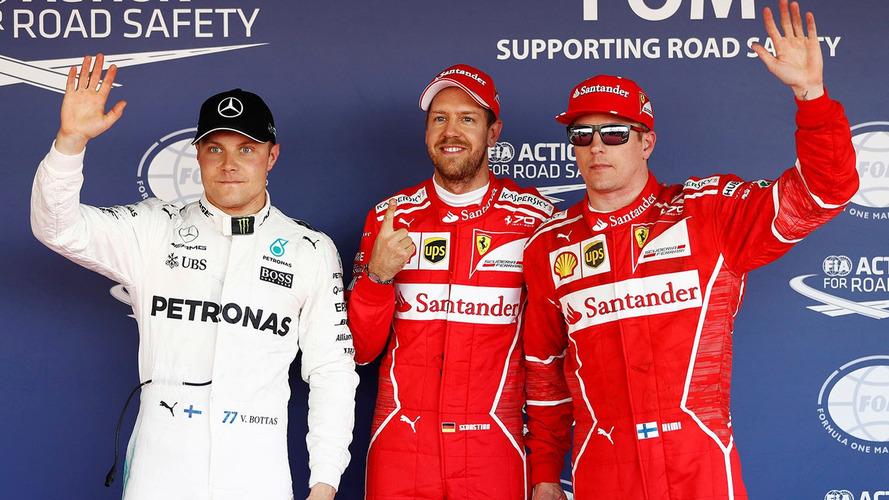 Bottas Vettel Raikkonen Sotchi 2017