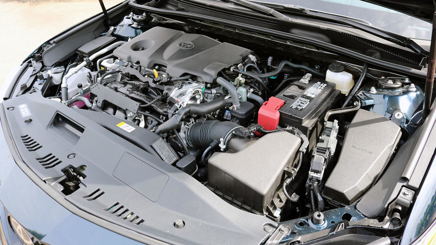 2018 toyota 2 5 liter engine. unique engine 2018 toyota camry first drive  to toyota 2 5 liter engine