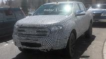 2019 Ford Ranger Pickup Spy Shots