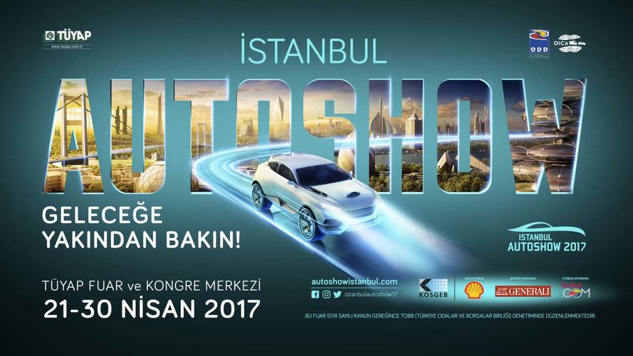 İstanbul Autoshow 2017 geleceğe bakıyor