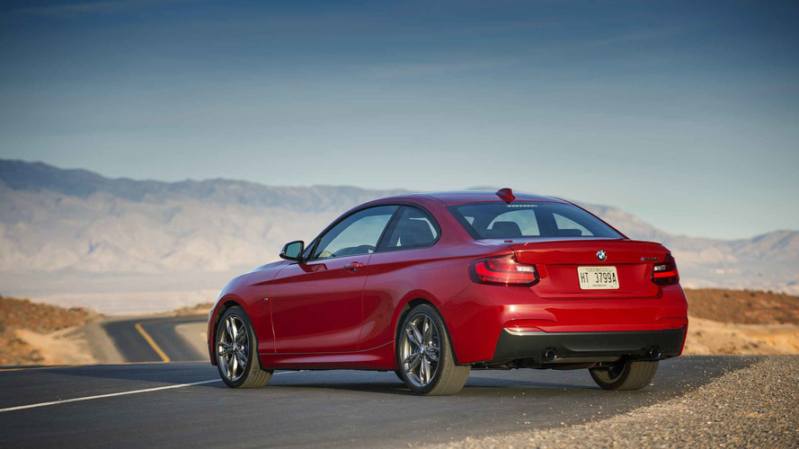 2017 bmw 2 series coupe review. Black Bedroom Furniture Sets. Home Design Ideas
