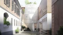 Mini Living Breathe Housing Concept