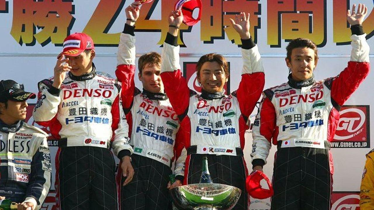 Toyota Hybrid Victory