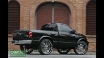 Custom: Dodge Ram customizada tem pneus Scorpion Zero de 30 polegadas