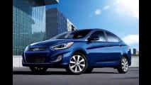 Hyundai Accent ganha novidades para a linha 2014 nos Estados Unidos