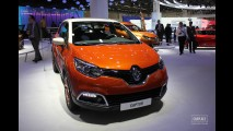 Salão de Frankfurt: Renault Captur chega ao Brasil em meados de 2014