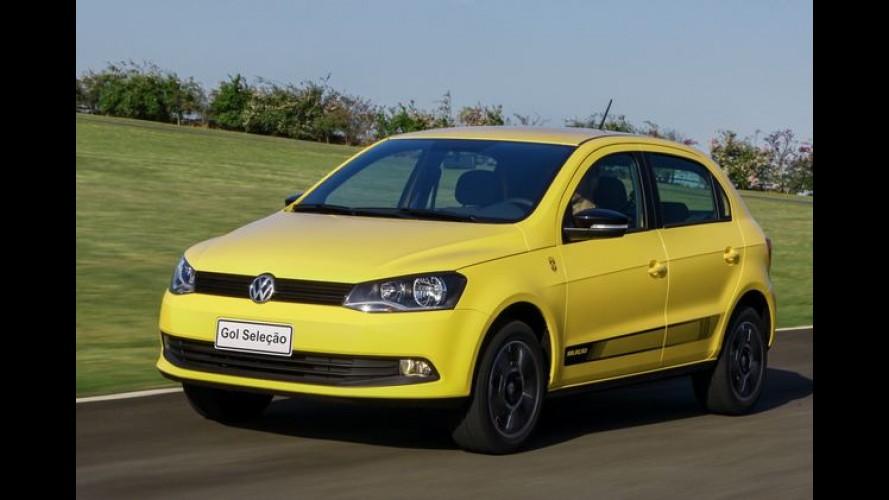 Volkswagen deixa de patrocinar a CBF; Chevrolet pode ser nova parceira