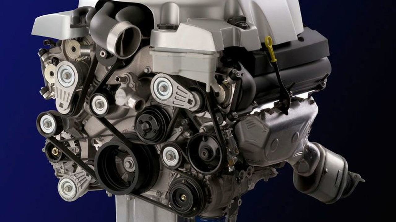Cadillac STS-V Engine