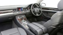 Single Frame Audi A8 to Australia