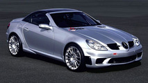 Mercedes-Benz SLK 55 AMG Ultimate Experience Asia