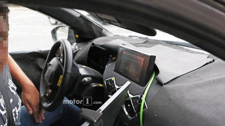 Photos espion DS 3 Crossback - Bienvenue à bord