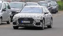 Audi S6 Avant Yeni Casus Fotoğrafları