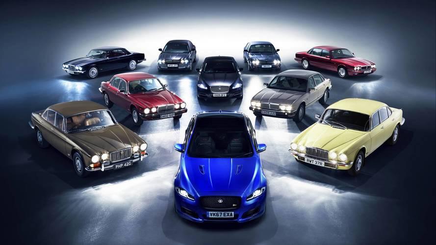 Jaguar XJ50 2018: una edición especial, para celebrar 50 años de lujo
