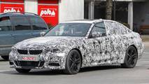 BMW 3 Series Sedan Spy Shots