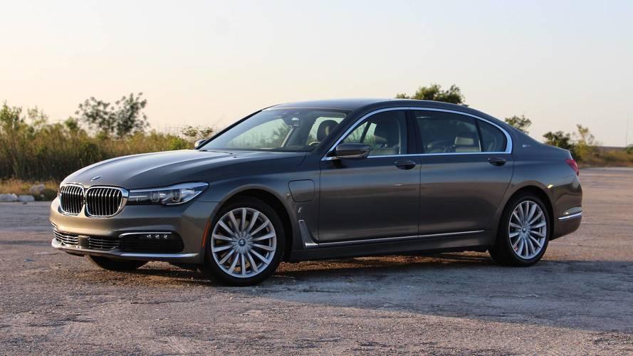 2018 BMW 740e xDrive iPerformance Review: Posh Plug-In