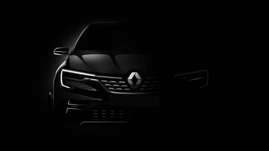 Megjelent az első kép a Renault új crossoveréről